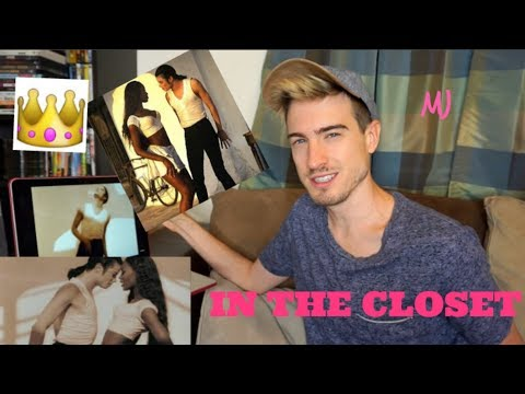 Michael Jackson - In the Closet Video {REACTION}