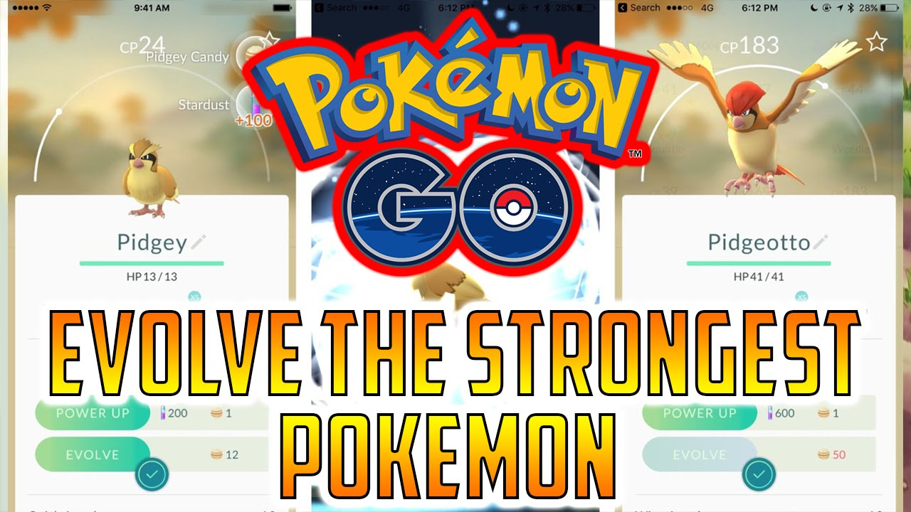 PokÉmon Go Ivs Calculator How To Pick The Strongest Highest Cp Pokemon Evolve Up You
