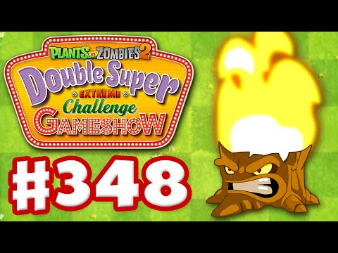 Plants vs. Zombies 2: It's About Time - Gameplay Walkthrough Part 348 - GAMESHOW! (iOS)