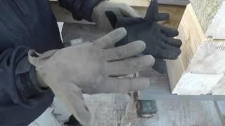 видео Рабочие перчатки