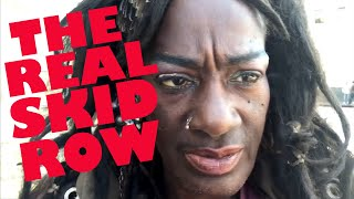 THE REAL SKID ROW - DRUG ZOMBIES - THIS IS AMERICA - please subscribe!
