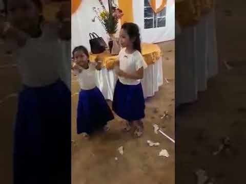 My dancer! ឡូយមែន មាន់ស្រែ, រាំក្បាច់មាន់ស្រែ , man srae រ៉ាប៊ី, បទ មាន់ស្រែ 2018