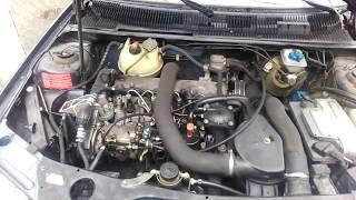 Mauvais démarrage à froid : 205 diesel style 1993 - 346000 km