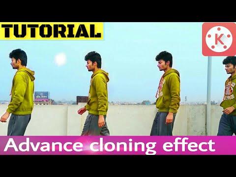 Advance cloning effect kinemaster Tutorial 2018 [ in English]