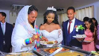 Best Ethiopian Wedding Tekia Hailu with Marta G/her