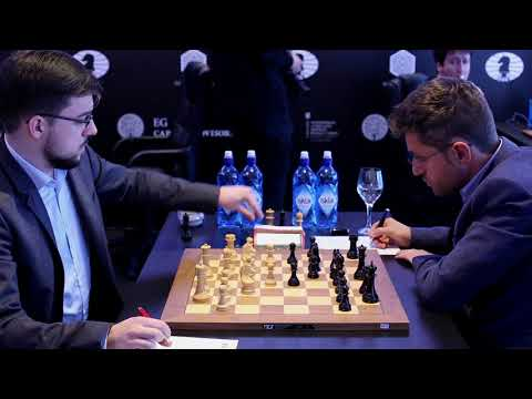 FIDE World Chess Palma Grand Prix ROUND 3 REVIEW
