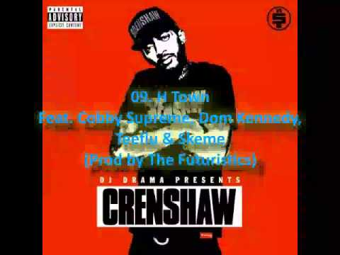 Nipsey Hussle - Crenshaw (Full Album & Song Title)