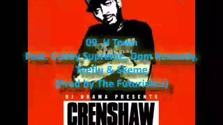 Nipsey Hussle - Crenshaw (Full Album & Song Title)