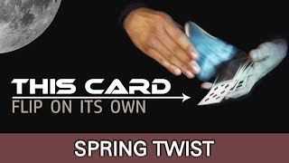 97% of magicians can't figure this 30 sec trick for beginners - Spring Twist by Juan Fernando