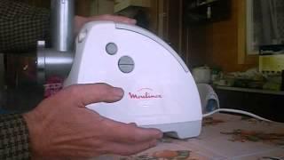 Мясорубка Moulinex ME 6051 Практическое применение