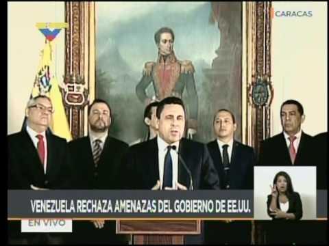 Gobierno venezolano responde a Donald Trump: ¡Nada ni nadie podrá detener la Constituyente!
