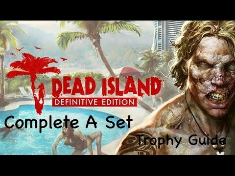 dead island trophy guide ps4