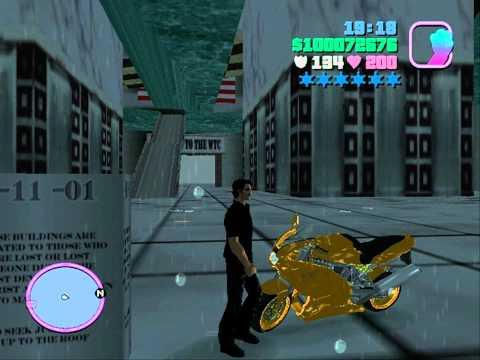 Gta Ultimate Mod WTC Stunt