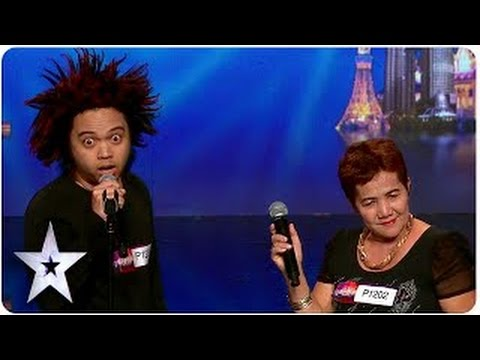 Best Asia's Got Talent auditions ever 2015 part 1  | Asia's got talent 2015 best auditions