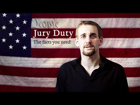 What Everyone MUST know about Jury Duty!