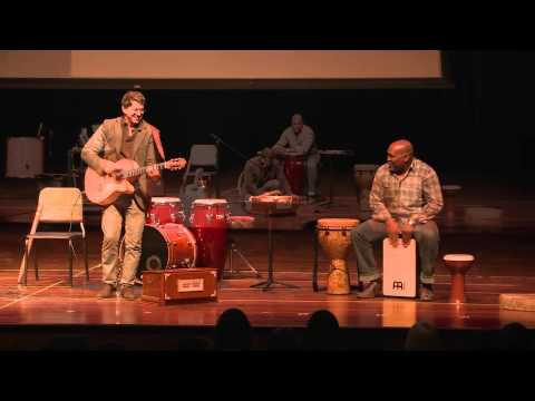 Sean Blackman In Transit World Music Educational lectures