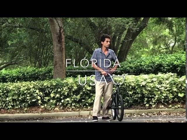 Ederson Ferreira na Flórida