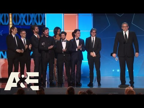 """The Big Short"" Wins Best Comedy 