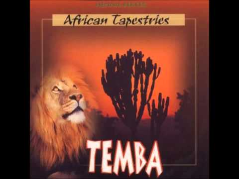 1. The Heart of Africa - Hennie Bekker - Temba African Tapestries