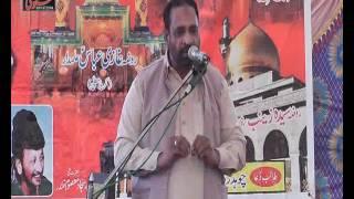 vuclip Allama Syed Manzoor Hussain Shah of Sohdara Biyan Islam Majlis Jalsa 2017 Chak 101 s,b,Sargodha