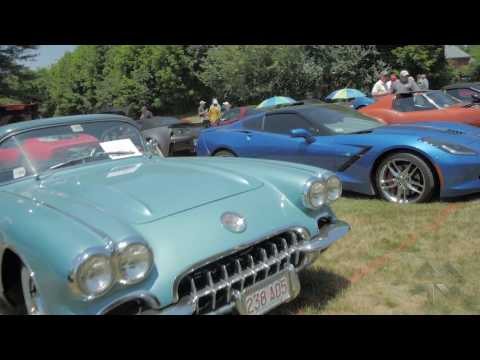 Medfield on the Charles Antique, Classic, and Custom Auto Show (6-26-2016)