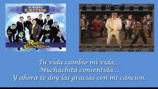 Rayito Colombiano - Muchachita Consentida con letra