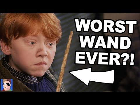 Why Ron's So Bad At Magic | Harry Potter Theory