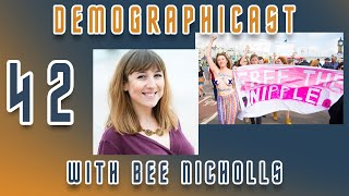 What is the Free The Nipple movement? with Bee Nicholls   Demographicast