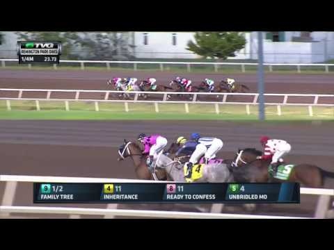Race Replay: 2016 Remington Park Oaks