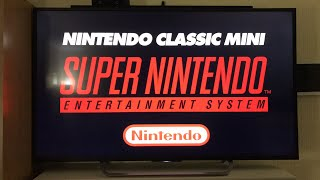 SNES Classic - USB Host + Multi-boot + hmods + Cores = My best setup yet