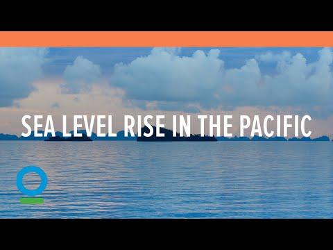 Sea Level Rise in the Pacific