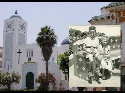 Los españoles de Larache - Protectorado Español de Marruecos.