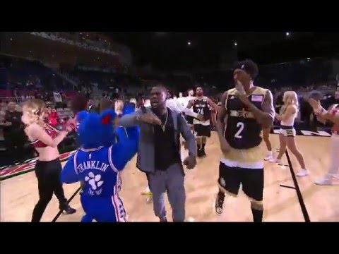 All-Star Celebrity Game Recap | February 12, 2016 | NBA All-Star 2016