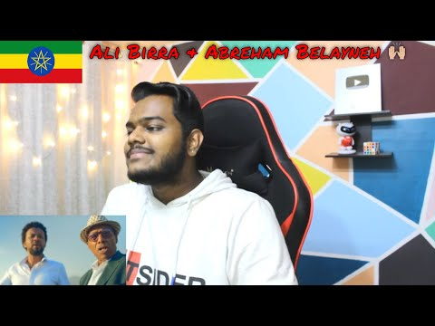 INDIAN REACTS TO Ethiopian Music | Ali Birra & Abreham Belayneh አሊ ቢራ እና አብርሃም በላይነህ (ዳርም የለው)