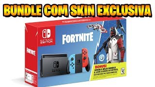 Fortnite-EXCLUSIVE SKIN BUNDLE ON NINTENDO SWITCH