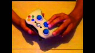 Glow In The Dark Xbox 360 Controller | DreamControllers