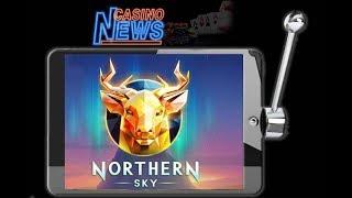 видео Northern Sky – новинка от Quickspin