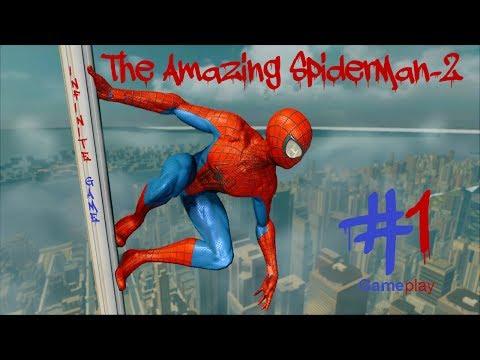 The Amazing Spider-Man 2 gameplay#1