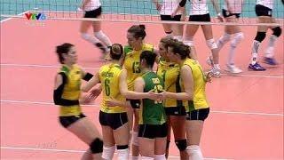 Australia vs Yunnan - VTV Cup 2014 D5