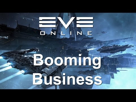 EVE Online - Citadels, booming business