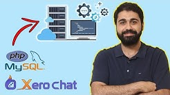 How to Host and Install Any PHP Script Online in 10 Minutes? | Example: Xerochat from Codecanyon