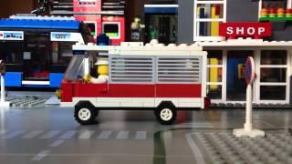 LEGO 6380 Emergency Treatment Center
