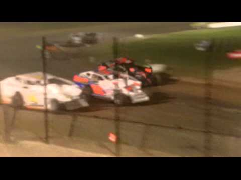 Canandaigua Speedway Big Block Modifieds 5-9-15