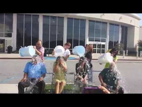 "Southlake Mall (Morrow, GA) ""ALS Ice Bucket Challenge"""