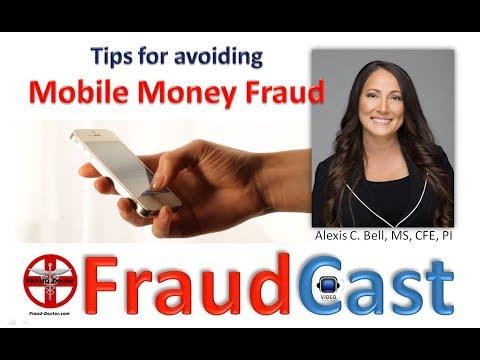 FraudCast - Tips for Avoiding Mobile Money Fraud