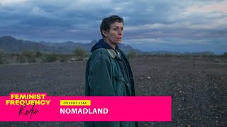 Today on the podcast anita and carolyn are hitting road (figuratively, if not literally) to discuss nomadland, critically acclaimed film written, dir...