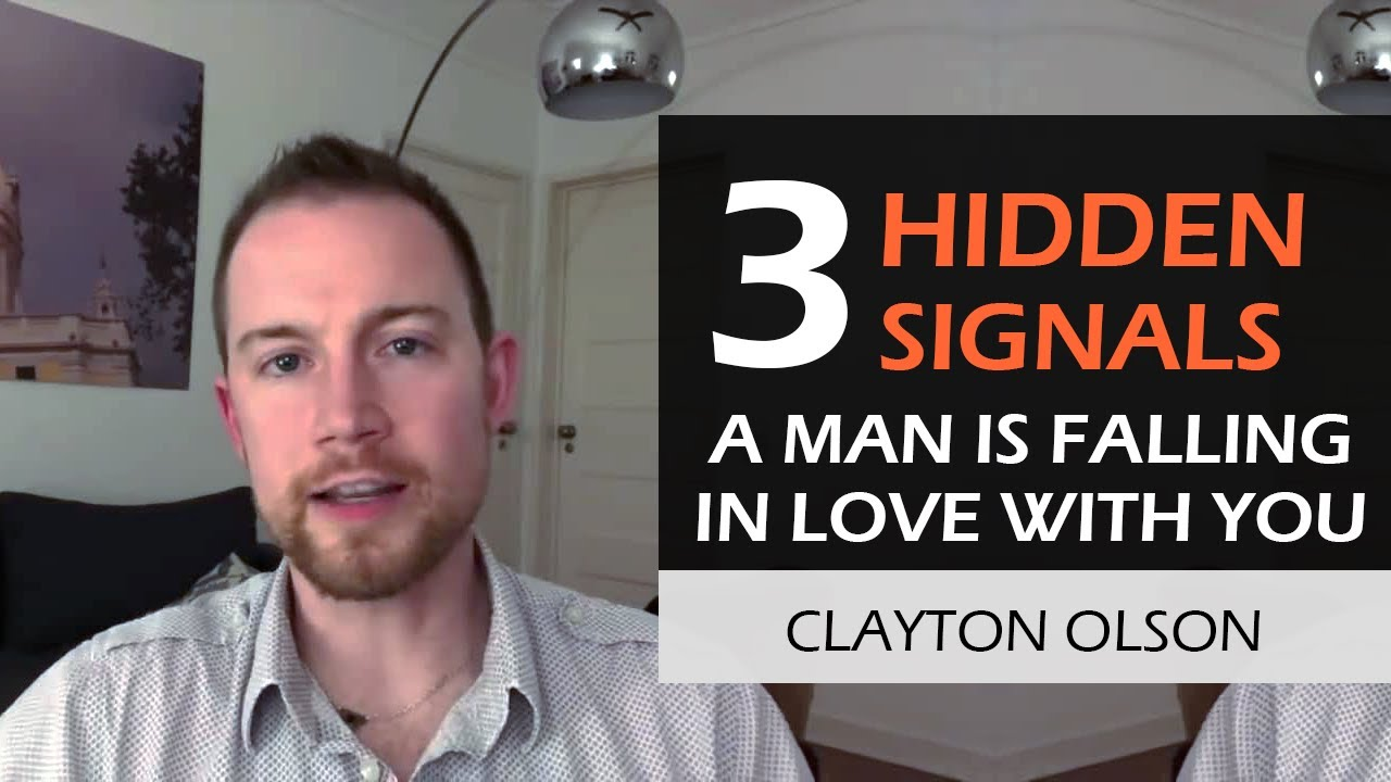 3 Hidden Signs A Man Is Falling In Love With You (How To Know If He Loves  You)