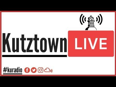 Kutztown Live 12-12-17: KU Radio alum Jake Zimmers; KU Environmental Geography Alum Shana Rose