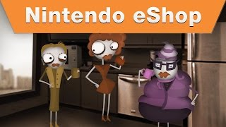 Nintendo eShop - Human Resource Machine