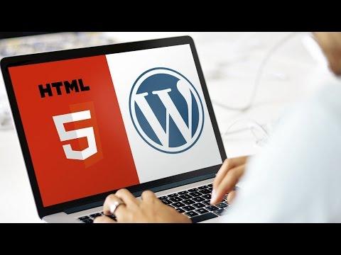 #3 Creando Nuestro Index.html Con Bootstrap 4 - Cómo Hacer Temas Para Wordpress
